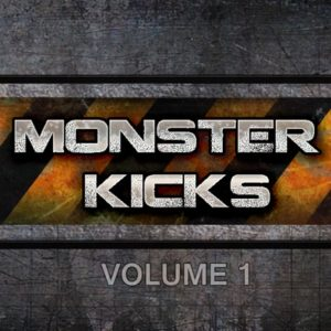 MONSTER KICKSCoverartV1c