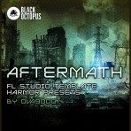 Aftermath – FL Studio dubstep template & Harmor presets