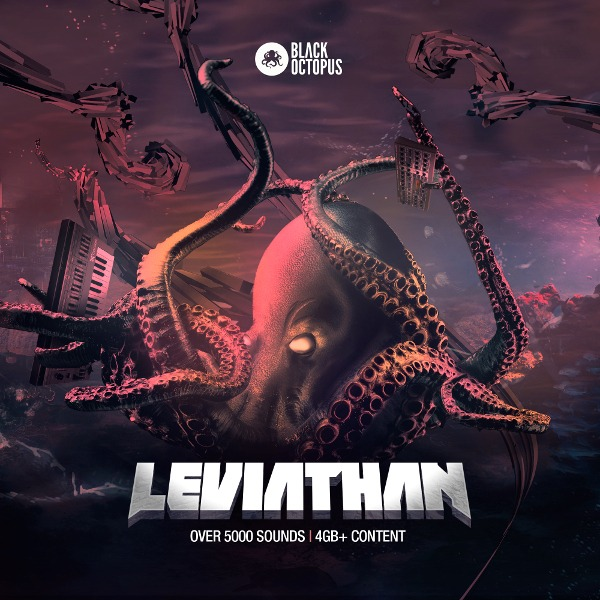 Leviathan 4GB sample pack