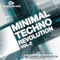 Minimal techno samples vol 2