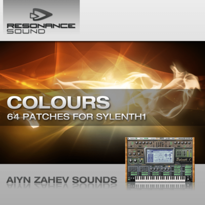 Sylenth presets - Colours