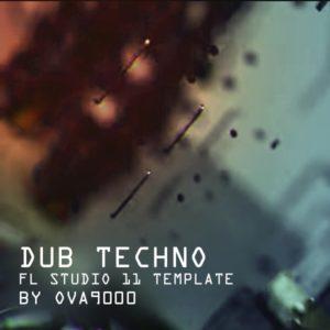 Dub Techno FLP Template