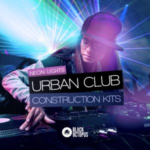 Neon Lights Urban Club construction kits