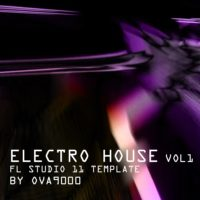 Electro House FLP download