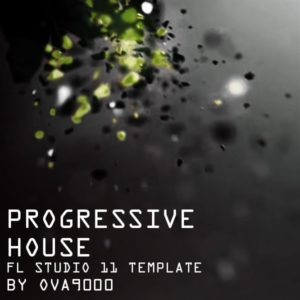Progressive house FLP download