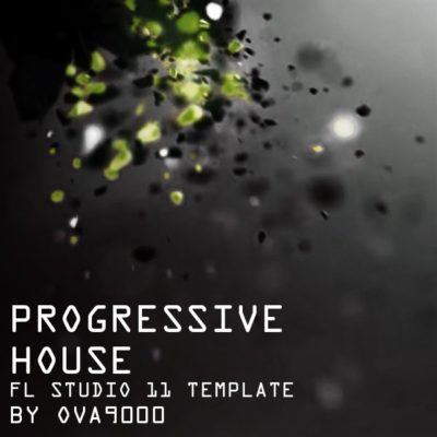 Progressive house FLP download