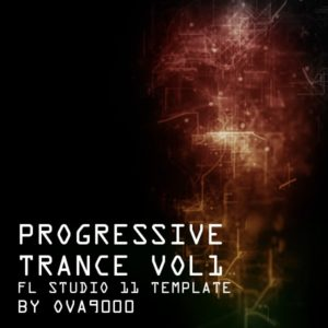 Progressive Trance FLP download by Ova9000