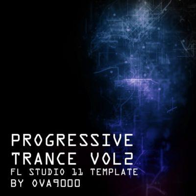 Progressive Trance flp template 2
