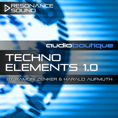 techno elements drum loops