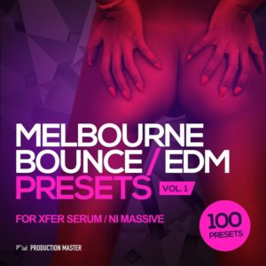 EDM & Meblournce Bounce presets