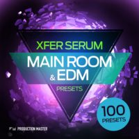 Xfer Serum Presets - Big Room & EDM