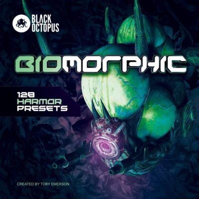 Biomorphic128 Harmor presets