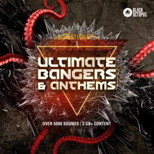 EDM Samples - Ultimate Bangers & Anthems