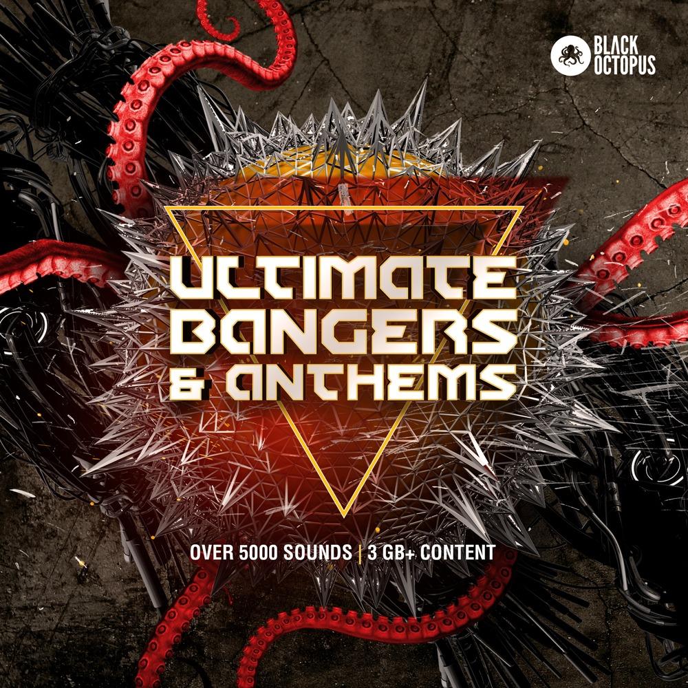 Edm Samples Ultimate Bangers Amp Anthems