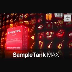IK SampleTank MAX