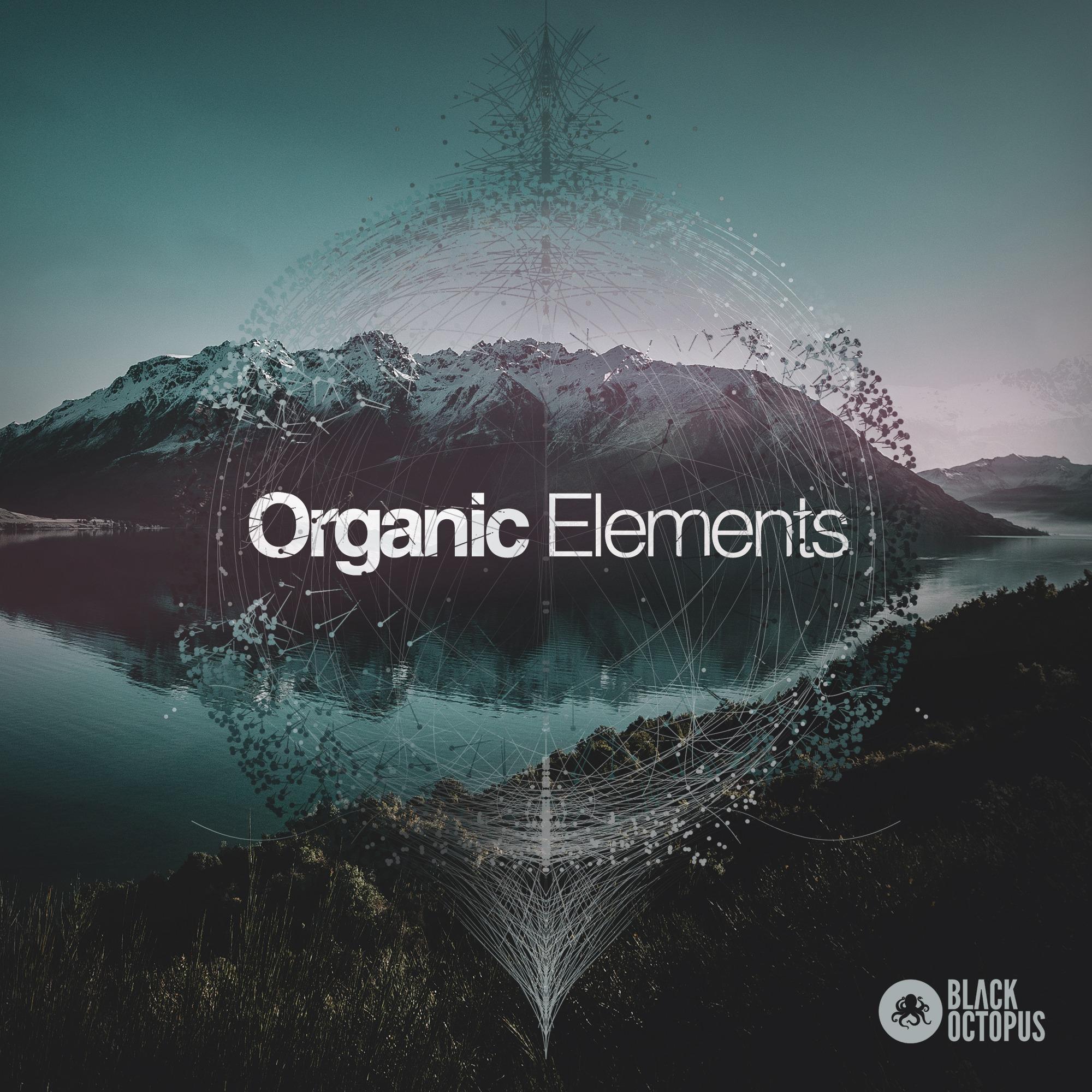 Organic Elements - Black Octopus Sound sample packs