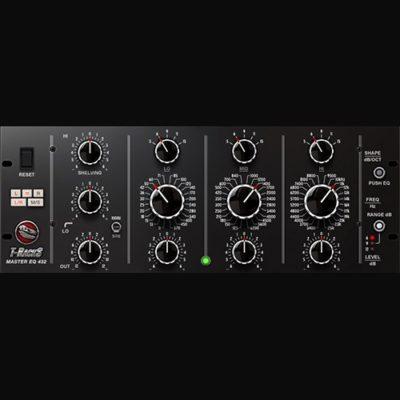 IK 432 Mastering EQ