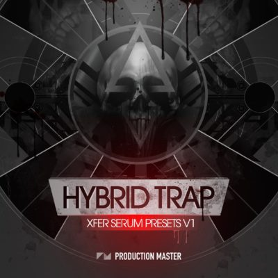 Hybrid Trap Xfer Serum presets