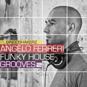 Angelo Ferrari Funky House Grooves