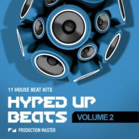 Hyped Up Beats Volume 2