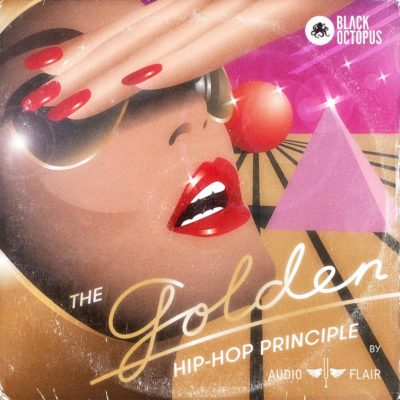 Golden Hip Hop Vinyl samples