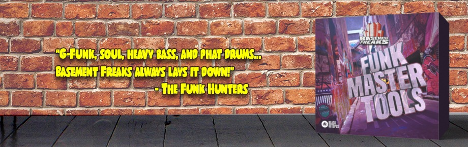 Basement Freaks Interview Funk Master Tools