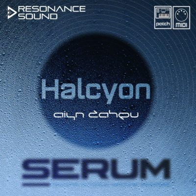 Halcyon presets for Serum