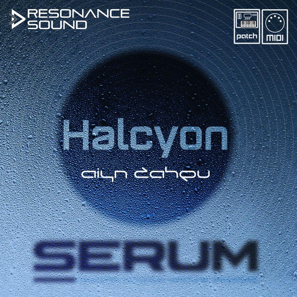 Aiyn Zahev – Halcyon presets for Serum
