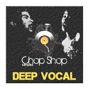 Chop Shop Samples-Deep Vocal