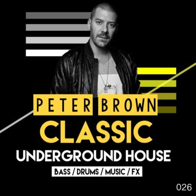Peter Brown Classic Underground House