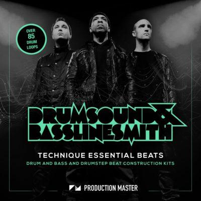 Drumsound & Bassline Smith Technique Beats