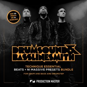Drumsound & Bassline Smith Technique Essential