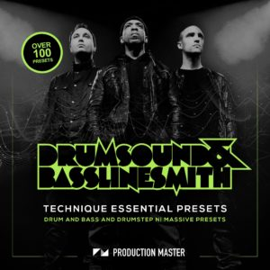 Drumsound & Bassline Smith Technique Essential presets