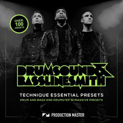 Drumsound & Bassline Smith Technique Essential presets