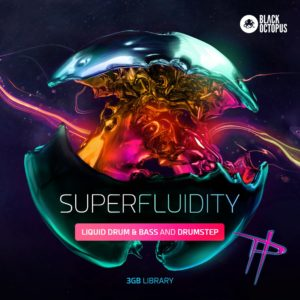 Superfluidity Liquid drum and bass