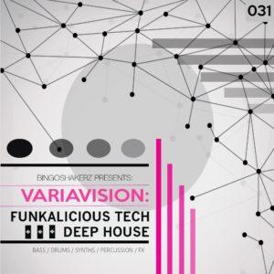 Variavision Funkalicious Tech & Deep House