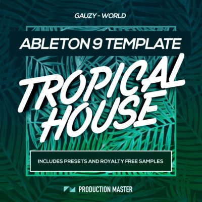 Ableton Tropical House Demo