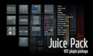 Image-Line Juice Pack