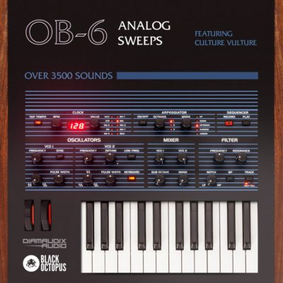 OB-6 Analog Sweeps