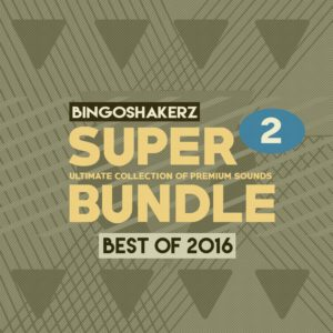 Bingoshakerz Super Bundle 2