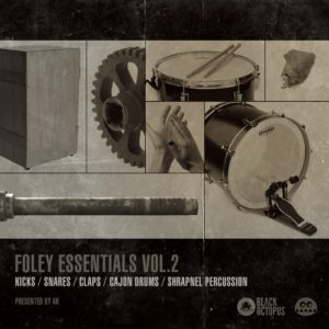 Foley Essentials volume 2