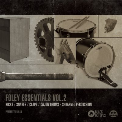 Foley Essentials volume 2