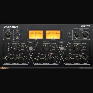 Drawmer 1973 compressor