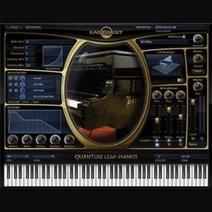 Quantam Leap Pianos Gold