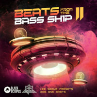 Beats from the Bass Ship 2 - Main Cover 500 x 500
