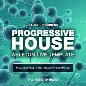 Progressive House Ableton Live