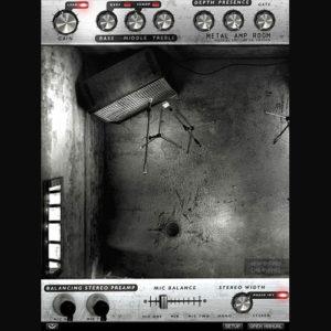 Metal Amp Room