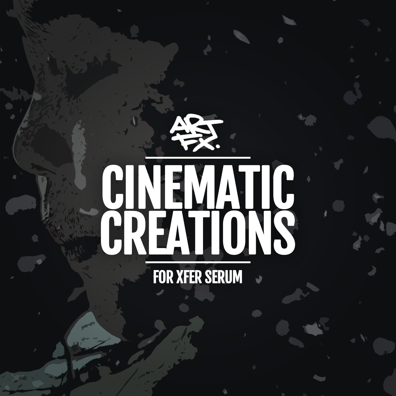 Artfx – Cinematic Creations Serum Presets