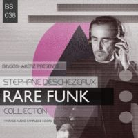 Stephane Deschezeaux Rare Funk