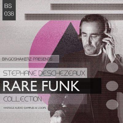 Stephane Deschezeaux Rare Funk